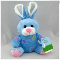 Wholesale Personalized Stuffed Animals 8 inch Easter Bunny Plush Toy for Children from china suppliers