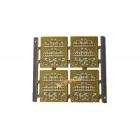 Wholesale Rogers 5880 0.254 mm Circuit Board Fabrication With Whole Side Immersion Gold from china suppliers