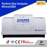 Laser Particle Size Analyzer : Particle size distribution winner a automatic laser