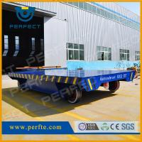 Wholesale Motorized flat transfer cart in-plant load transports on rails - BXC-20T from china suppliers