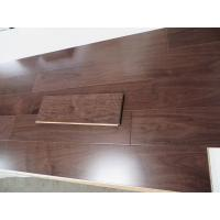 Wholesale premium American Black Walnut engineered Wood Flooring AB grade from china suppliers