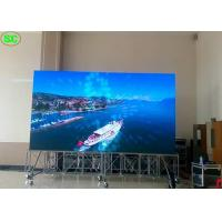 China RGB P1.6 Indoor Rental Led Video Display Screen Backdrop For Events Concerts on sale