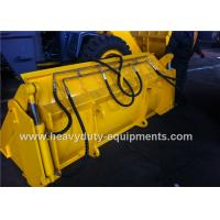 Wholesale multi-purpose bucket of SDLG wheel loader with 0.9m3 bucket capacity from china suppliers