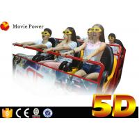 Wholesale Amazing experience 5D VR cinema With Special Effects For Children motion simulator from china suppliers