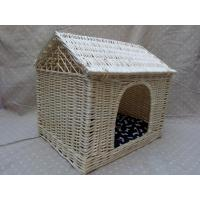 Quality Willow or Wicker Pet House BS-301 for sale