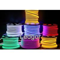 Quality 12V 24v 110v 220v Anti-UV Blue Led Neon Flex for sale