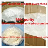 Wholesale 99% Purity Weight Loss Steroid Powder Dxm Dextromethorphan Hydrobromide CAS 125-69-9 from china suppliers
