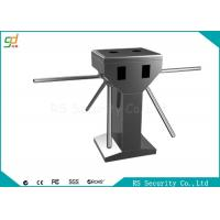 Wholesale Entra Turnstile Waist Height Turnstiles RFID Security Control Barrier from china suppliers