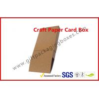 China Collapsible Gift Boxes , Craft Paper Gift Package Boxes With Sleeve on sale