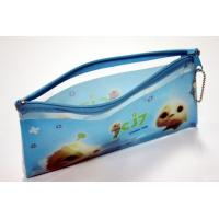 Wholesale Eco-friendly Plastic Pouches Packaging , Customized Logo Artwork Pencil Packaging from china suppliers