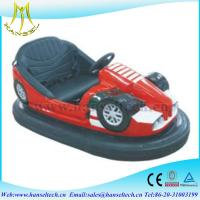 Wholesale Hansel game room equipment bumper cars sale commercial game machine amusement bumper car from china suppliers