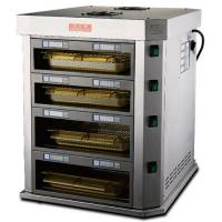 Wholesale 4 Layer Food Warmer Showcase LED Digital Display Microcomputer Controller 3.6KW from china suppliers