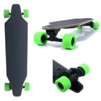 Buy cheap Outdoor use travel tools 1200W longboard Backfire electric skateboard from wholesalers