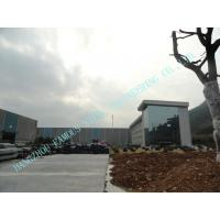 Wholesale EU Prefab 70 X 95 Steel Framed Buildings , Industrial Warehouse Craft Sheets from china suppliers