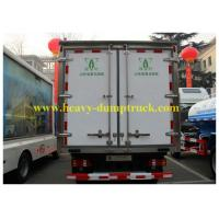 Wholesale Meat Transport Howo Refrigerated box truck 6x4 266HP 25 T , Ice Box Truck from china suppliers