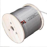 Wholesale 4mm 7x7 316 Stainless Steel Wire Strand with packing length 1000m per spool from china suppliers