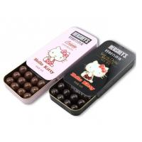 Wholesale Food Grade Slide Small Tin Containers Push  And Pull for Chocolate from china suppliers