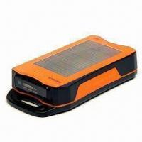 Wholesale Solar Portable GPS Tracker, Suitable for Government Staff, Police from china suppliers