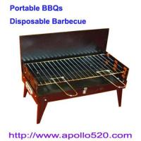 Quality Portable BBQs Disposable Barbecue for sale
