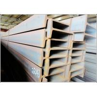 Wholesale Hot Rolling ASTM A572 GR 50 Carbon Steel I Beams , Building Steel Beams from china suppliers