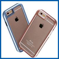 Wholesale Light Weight Premium Hybrid Bumper Mobile Phone Shells For Iphone 6 Plus from china suppliers