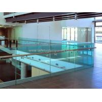 Wholesale Tinted Tempered Architectural Glass Balustrade Frameless Glass Fencing from china suppliers
