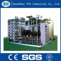 China Ytd-1000L/H Industrial Water Purifier for Glass Cleaning on sale