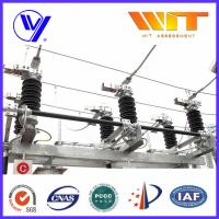 Quality GW4 40.5KV Substation Type Low Voltage Disconnector With Manual Operated Mechanism for sale