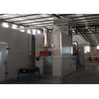 Wholesale Siemens Motor Custom Vehicle Spray Booth Coating Riello G20 Burner Heating from china suppliers