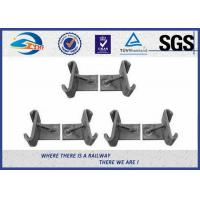 Wholesale Color Rail Anchors 45# / 60Si2Mn /  QT500 as Standard Track Fastener from china suppliers