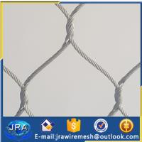Quality 304/316 Flexible Stainless Steel Bridge protecting wire mesh for sale
