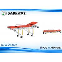Wholesale Patients Transfer Ambulance Stretcher Trolley , Portable Rescue Stretcher For Hospital from china suppliers