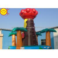 Wholesale 0.55mm PVC Inflatable Sports Games Advertising Rocking Wall for Kids and Adults from china suppliers