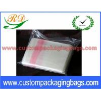 Wholesale Red and Natural Custom Plastic Laundry Bags for Hotel / Hospital 25 Micron from china suppliers