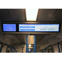 Wholesale Professional Electronic Passenger Information Display Audio Capability Available For Subway from china suppliers
