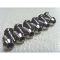 Wholesale DIN titanium screws /bolt and nut /racing bicycle titanium ti 6al 4v/bicycle accessory from china suppliers