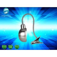 Wholesale LED Desk Lamp Good Heat Sink Flexible Clip LED Light Table Lamp with 1.5m Length Cable from china suppliers