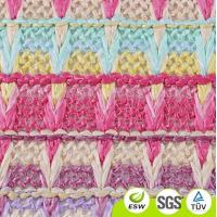 Wholesale colorful PP fabric braided for bag or sun helmet material from china suppliers