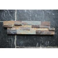 Wholesale Slate Cultue Stone /Cultured Slate /Multicolor Culture Stone 600x150 from china suppliers