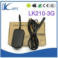 Wholesale location tracker gps wcdma waterproof motorcycle lk210 LK210-3G from china suppliers