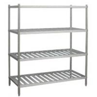 Buy cheap Stainless Steel Storage Shelf Kitchen Tools and Equipment Anti - corrosion for Hotel from wholesalers