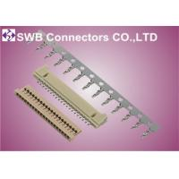Wholesale 1.25 mm Pitch Wire to Board Connectors Single Row SMT Housinh Wafer from china suppliers