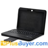 Wholesale Wireless Bluetooth Keyboard Case with Kickstand For Galaxy Tab 3 10.1 from china suppliers