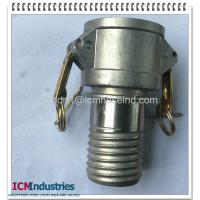 "Wholesale 2015 high quality 316 stainless steel screw camlock quick coupling size 2"" type C from china suppliers"
