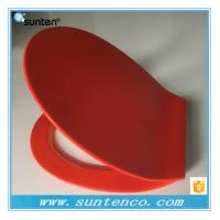 Buy cheap Xiamen Urea Closed Front and Soft Close Red Toilet Seat Covers from wholesalers
