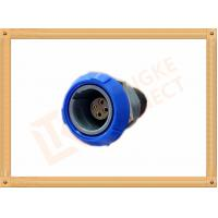 Wholesale Round Push Pull Female 4 Pin Circular Connector For Blood Pressure Monitors Endoscopes from china suppliers