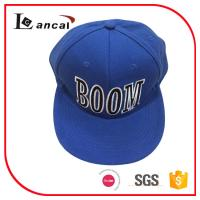Wholesale Mens 100% cotton twill snap back cap with embroidered , 57cm mens baseball hats Caps from china suppliers