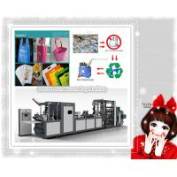 China China Eco PP Non Woven Bag Machine for Sale on sale