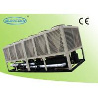 Wholesale 59 RT Single Semi Hermetic Compressor Air Cooled Screw Chiller Plant from china suppliers