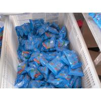 Wholesale blue color top quality laundry powder/30g detergent powder/50g washing powder use for hand from china suppliers